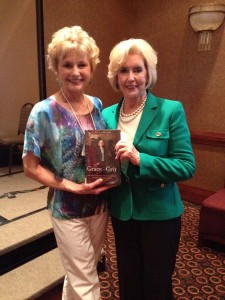 Jackie & Lilly Ledbetter, author of Grace and Grit